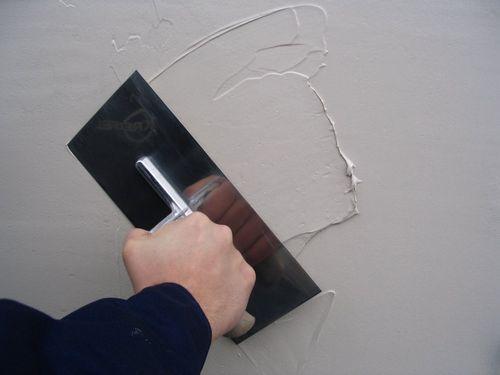 Финишная шпаклевка стен своими руками 659