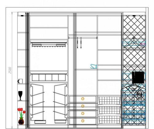 Шкаф своими руками чертежи и схемы размеры фото 879