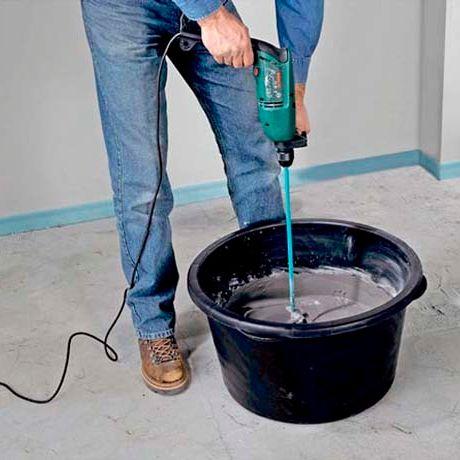 Как сделать бетон водостойкий 484