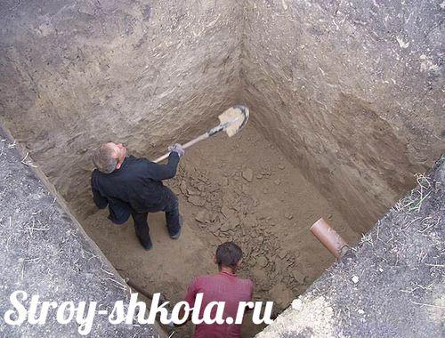Как выкопать погреб своими руками 94
