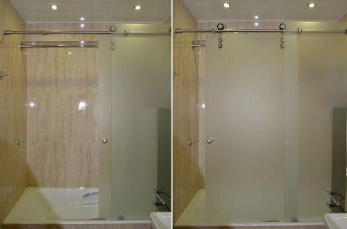 Шторка в ванной и душе своими руками фото 879