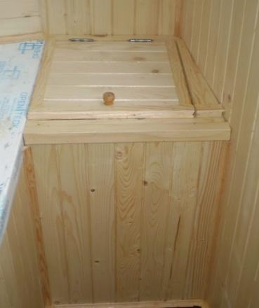 Как хранить картошку на балконе: как сделать ящик для хранения