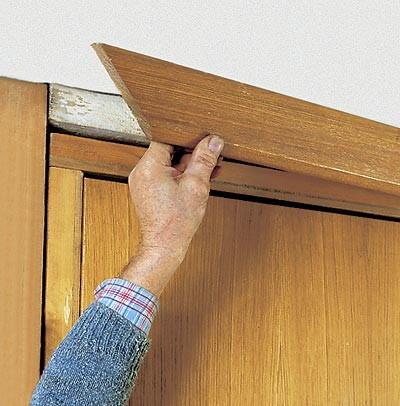 Как демонтировать межкомнатную дверь? - Папа Карло
