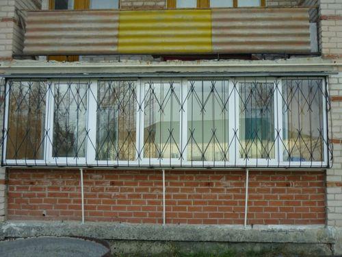 Как сделать защиту на окна 34