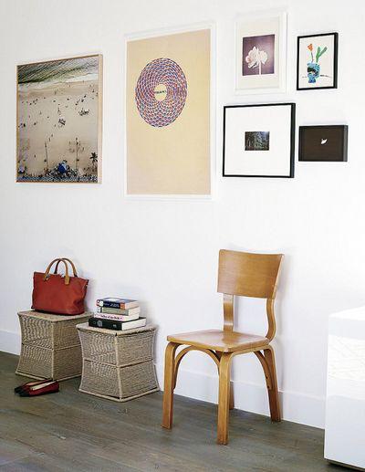 Дизайн прихожей 5-8 кв.м - фото интерьера