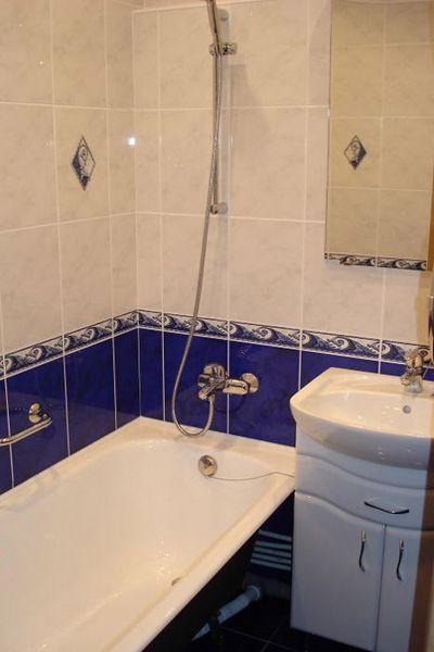 фото дизайн ванной комнаты маленького размера