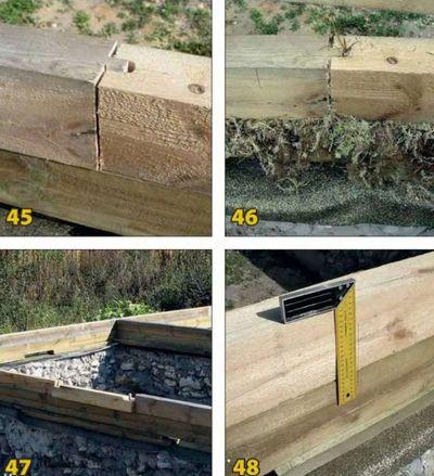Строительство из бруса своими руками пошаговая инструкция 95