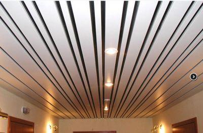Навесной потолок своими руками инструкция