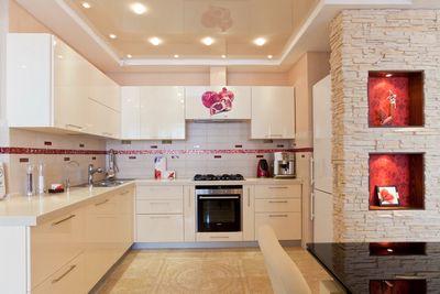 Преимущества индивидуального изготовления мебели для кухни