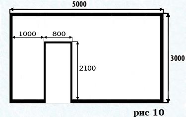 Как рассчитать количество профиля для гипсокартона