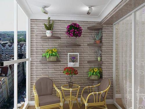 """Отделочный камушек для отделки балкона."""" - карточка пользова."""
