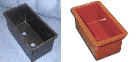 Формы для пеноблоков из металла, пластика и фанеры: изготовление своими руками и цены