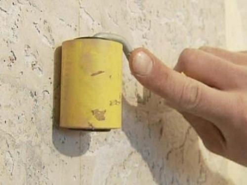 как клеить пробковое покрытие для стен наступлением