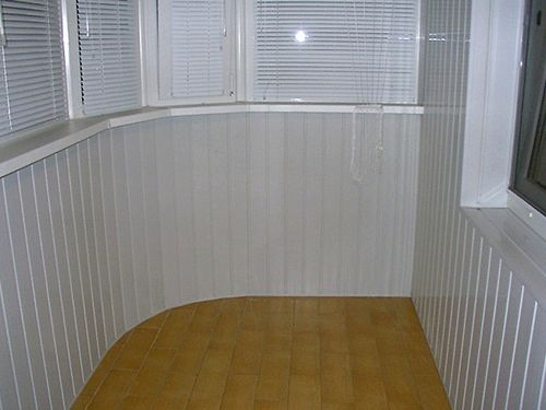 Внутренняя отделка балкона своими руками - инструкция!